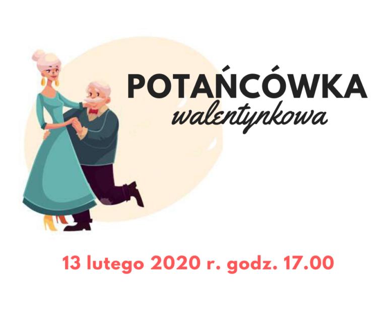 TALENTOWA POTAŃCÓWKA WALENTYNKOWA