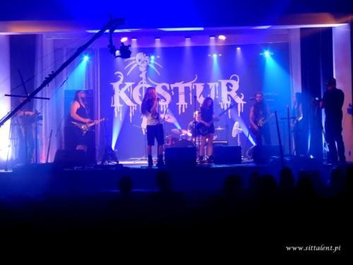 Karol Szulc - wernisaż & Kostur - koncert