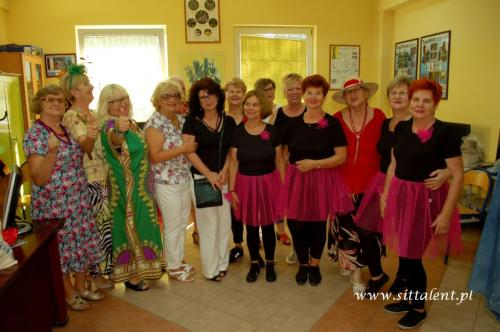 Przegląd Kultury Seniorów - eliminacje w Staszowie