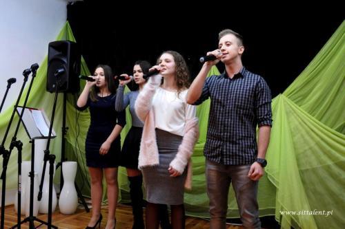 Talentowe kolędowanie - 05.01.2017r.