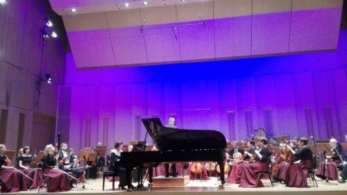 Wyjazd do Filharmonii w Kielcach w dniu 31.03.2017r.