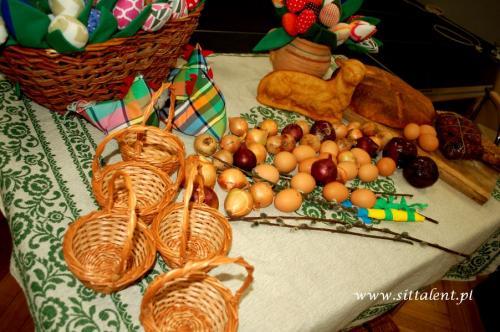 Warsztaty - Tradycje wielkanocne naszego regionu