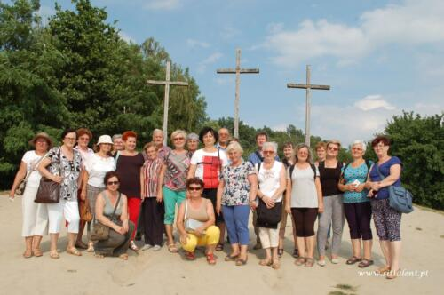 Wycieczka do Kazimierza Dolnego i Puław - 19.06.2018